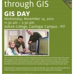 GIS Day Poster